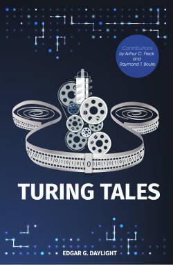 front cover of Turing Tales, first edition